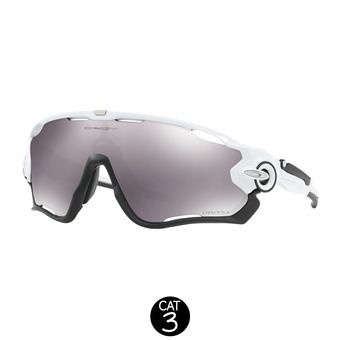 Lunettes JAWBREAKER polished white / prizm black
