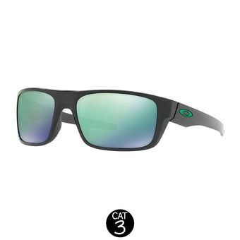 Lunettes DROP POINT black ink / jade iridium