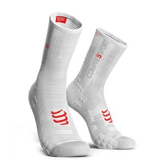 Chaussettes ULTRALIGHT BIKE RACING PRSV3 white
