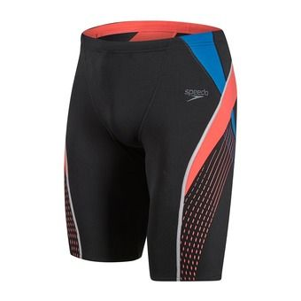 Jammer hombre FIT SPLICE black/blue/red
