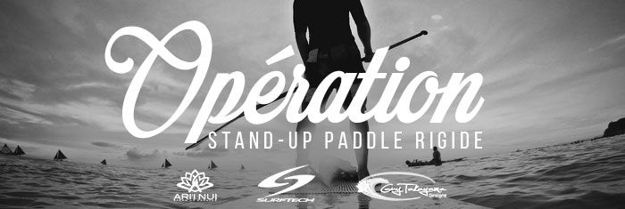 OPERATION STAND-UP PADDLE