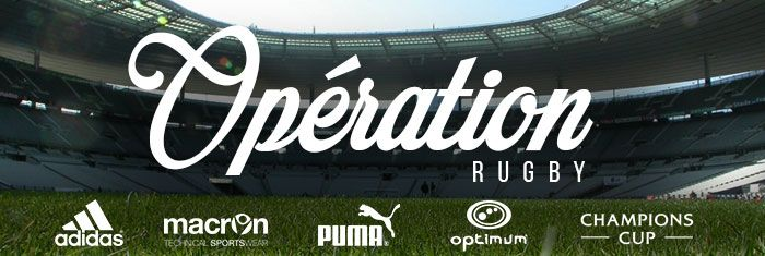 OPERATION RUGBY