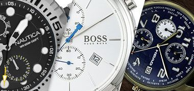 HUGO BOSS / NAUTICA / HEAD
