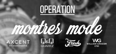 OPERATION MONTRE MODE