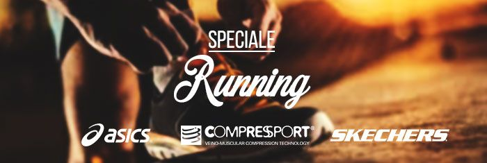 SPECIALE RUNNING