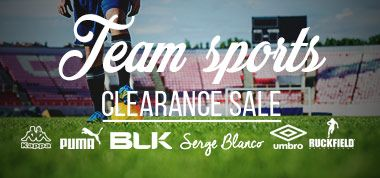 TEAM SPORTS CLEARANCE