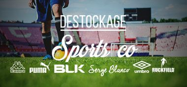DESTOCKAGE SPORTS CO