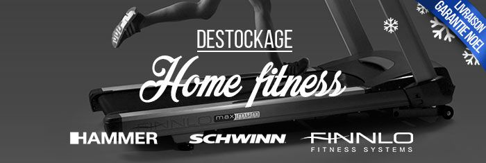 DESTOCKAGE HOME FITNESS