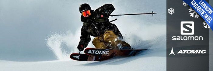 SALOMON / ATOMIC