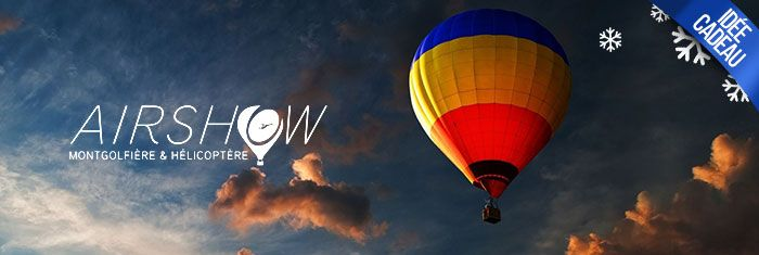 montgolfiere vente privee