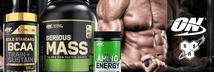 OPTIMUM NUTRITION / BSN