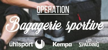 OPERATION BAGAGERIE SPORTIVE