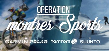 OPERATION MONTRES SPORT
