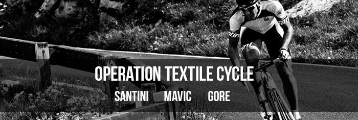 OPERATION TEXTILE CYCLE
