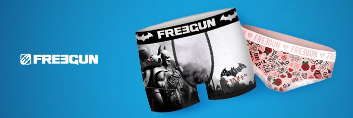 FREEGUN en vente flash chez PRIVATESPORTSHOP