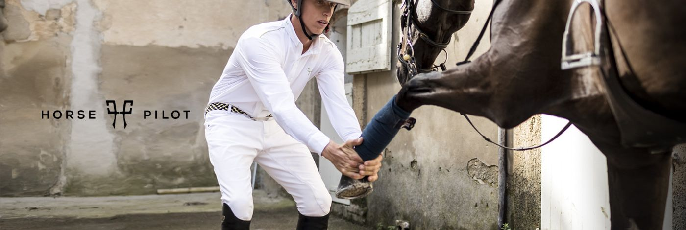 HORSE PILOT à prix discount chez PRIVATESPORTSHOP