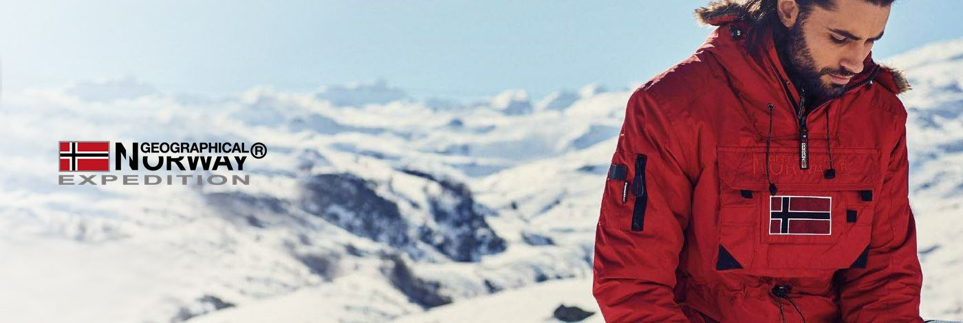 GEOGRAPHICAL NORWAY en vente privée sur PRIVATESPORTSHOP