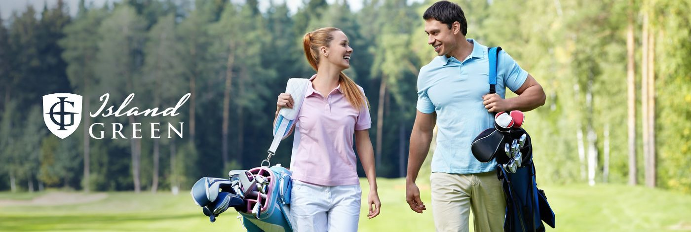 ISLAND GREEN GOLF en promo chez PRIVATESPORTSHOP