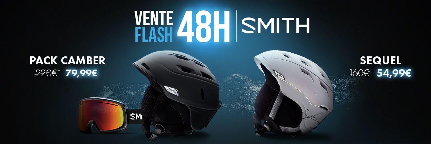 SMITH en vente flash sur PRIVATESPORTSHOP