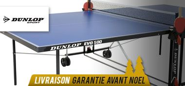 DUNLOP TENNIS DE TABLE