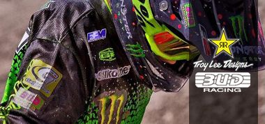 TROYLEE DESIGN MX / ROCKSTAR / BUD RACING