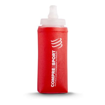 Compressport ERGOFLASK - Flasque 300 ml rouge