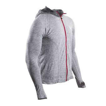 Haut thermique ML homme 3D THERMO SB RUN grey