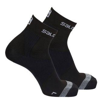 Socks - Men's - SENSE SUPPORT black/grey