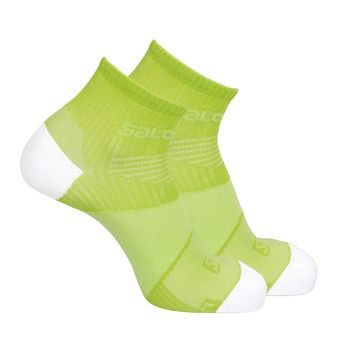 Calcetines SONIC VIBRATION lime green/white