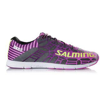 Chaussures running femme RACE 5 rose azalée