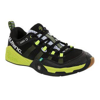 Chaussures indoor homme KOBRA noir/jaune