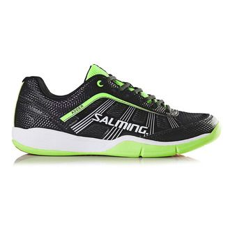 Chaussures indoor homme ADDER noir/vert