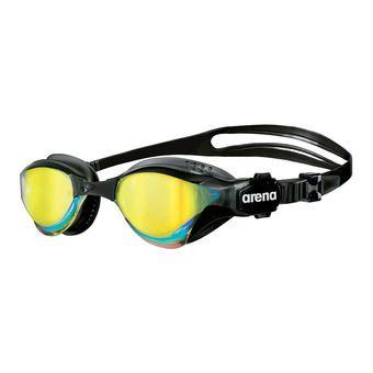 Arena COBRA TRI MIRROR - Lunettes de triathlon revo black/black