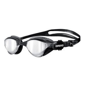 Arena COBRA TRI MIRROR - Lunettes de triathlon silver black/black