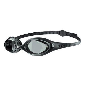 Arena SPIDER - Lunettes de natation smoke black/black