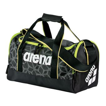 Bolsa de deporte 32L SPIKY 2 MEDIUM black/fluo green