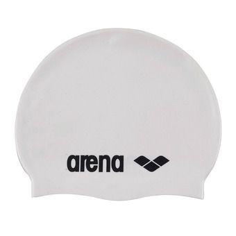 Gorro de natación CLASSIC white/black