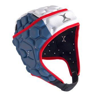 Casque de protection homme FALCON 200 bleu/blanc/rouge