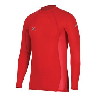 Sous-couche ML homme ATOMIC rouge
