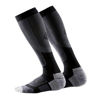 Socks - Men's - ESSENTIALS THERMAL ACTIVE black/pewter