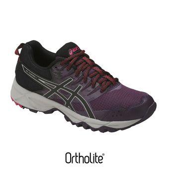 Zapatillas de trail mujer GEL-SONOMA 3 winter bloom/black/m111 grey