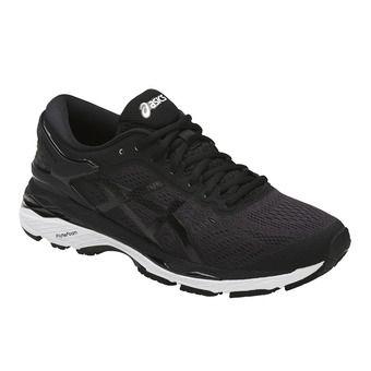 Chaussures running femme GEL-KAYANO 24 black/phantom/white