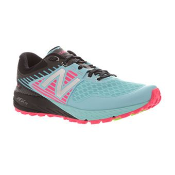 Zapatillas trail mujer 910 V4 blue/pink