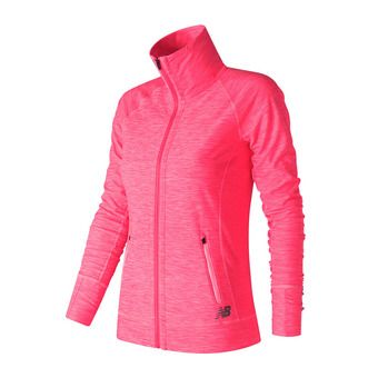 Chaqueta mujer TRANSIT alpha pink heather