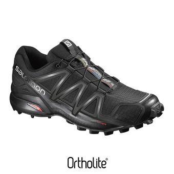 Trail Shoes - Men's - SPEEDCROSS 4 black/black metallic