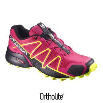 Chaussures trail femme SPEEDCROSS 4 virtual pink/black/spring