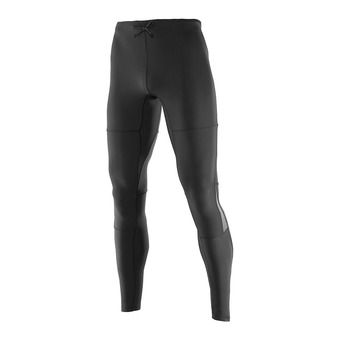 Collant homme PULSE WARM black/forged iro