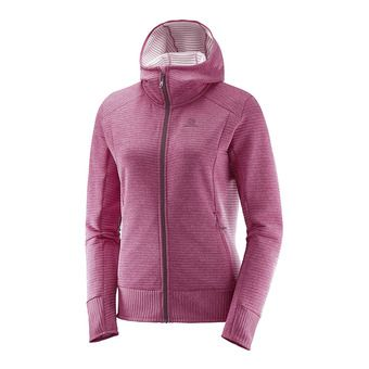 Chaqueta mujer RIGHT NICE beet red