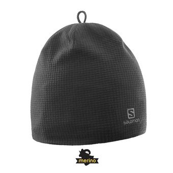 Salomon RS WARM - Bonnet black