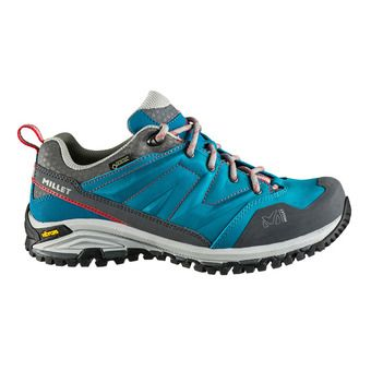 Millet HIKE UP GTX - Hiking Shoes - Women's - ocean depths